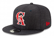 """California Angels New Era 9FIFTY MLB """"Cooperstown Heather Hype"""" Snapback Hat"""