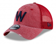 "Washington Senators New Era 9Twenty ""Cooperstown Tonal Washed 2"" Meshback Hat"