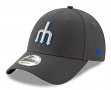 """Seattle Mariners New Era 9Forty MLB Cooperstown """"The League Graphite"""" Hat"""