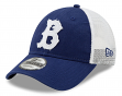 "Brooklyn Dodgers New Era 9Forty MLB ""Cooperstown Team Truckered"" Meshback Hat"