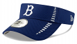 "Brooklyn Dodgers New Era MLB ""Cooperstown Speed DE"" Performance Adjustable Visor"