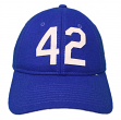 "Jackie Robinson Brooklyn Dodgers New Era 9Twenty Cooperstown ""42"" Adjustable Hat"