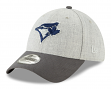 "Toronto Blue Jays New Era MLB 39THIRTY ""Change Up Redux"" Flex Fit Hat - Gray"