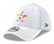 "Houston Astros New Era MLB 39THIRTY ""White Team Neo"" Flex Fit Hat"