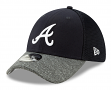 "Atlanta Braves New Era MLB 39THIRTY ""2 Toned Fresh"" Flex Fit Hat"