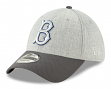 "Brooklyn Dodgers New Era 39THIRTY ""Cooperstown Change Up Redux"" Gray Hat"