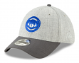 """Chicago Cubs New Era 39THIRTY """"Cooperstown Change Up Redux"""" Gray Hat - 1984"""