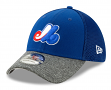 """Montreal Expos New Era MLB 39THIRTY """"Cooperstown 2 Toned Fresh"""" Flex Fit Hat"""