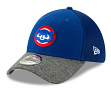 "Chicago Cubs New Era 39THIRTY ""Cooperstown 2 Toned Fresh"" Flex Fit Hat - 1984"