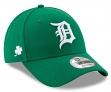 Detroit Tigers New Era 9Forty MLB The League St. Patrick's Day Adjustable Hat