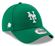 New York Mets New Era 9Forty MLB The League St. Patrick's Day Adjustable Hat