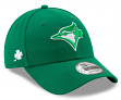 Toronto Blue Jays New Era 9Forty MLB The League St. Patrick's Day Adjustable Hat