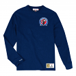 "Washington Senators MLB Mitchell & Ness Men's ""Win Streak"" Long Sleeve Shirt"