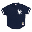 Don Mattingly New York Yankees Mitchell & Ness Men's Authentic 1995 BP Jersey