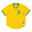 Jose Canseco Oakland Athletics Mitchell & Ness Men's Authentic 1990 BP Jersey