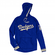 "Los Angeles Dodgers Mitchell & Ness MLB ""Leader"" Lightweight Hooded Shirt"