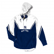 New York Yankees Mitchell & Ness MLB Men's Anorak Half Zip Pullover Jacket