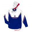 Chicago Cubs Mitchell & Ness MLB Men's Anorak Half Zip Pullover Jacket