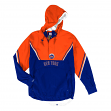 New York Mets Mitchell & Ness MLB Men's Anorak Half Zip Pullover Jacket