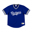 "Los Angeles Dodgers Mitchell & Ness MLB Men's ""Dinger"" Mesh Jersey Shirt"