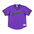 "Arizona Diamondbacks Mitchell & Ness MLB Men's ""Dinger"" Mesh Jersey Shirt"