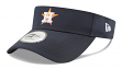 "Houston Astros New Era MLB ""Clubhouse"" Performance Adjustable Visor"