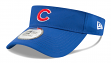 """Chicago Cubs New Era MLB """"Clubhouse"""" Performance Adjustable Visor"""