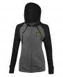 "Pittsburgh Pirates Women's New Era MLB ""Double"" Tri-Blend Hooded Sweatshirt"