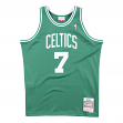 Dee Brown Boston Celtics Mitchell & Ness NBA Swingman 90-91 Jersey - Green