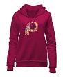"Washington Redskins Women's New Era NFL ""Post Route"" Pullover Hooded Sweatshirt"
