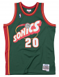 Gary Payton Seattle Supersonics NBA Mitchell & Ness Youth Swingman Jersey