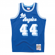 Jerry West Los Angeles Lakers Mitchell & Ness NBA Swingman 1960 Jersey - Royal